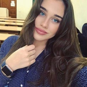 dream woman from Ukraine