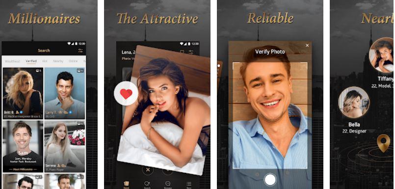 Luxy - Millionaire Dating